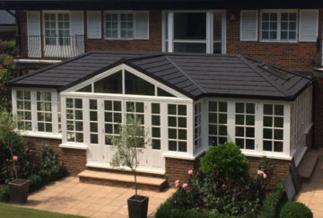 Tiled Conservatory Roofs Somerset