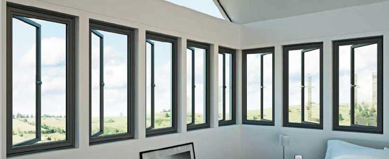 Trade Aluminium Windows Bridgwater Somerset
