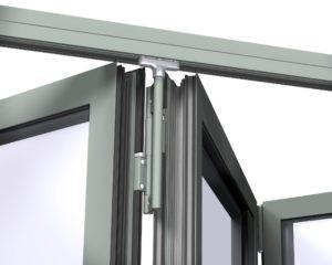 Aluminium bi-fold doors somerset