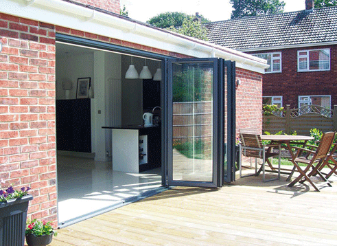 Aluminium Double Glazing Somerset