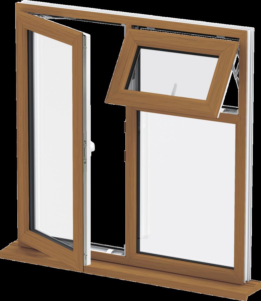Upvc Casement Window : Upvc casement windows somerset liniar window prices