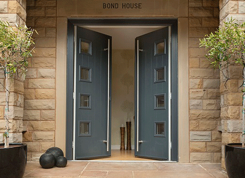 Entrance Doors Somerset