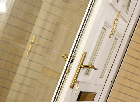 uPVC Panel Doors Supply Only Somerset