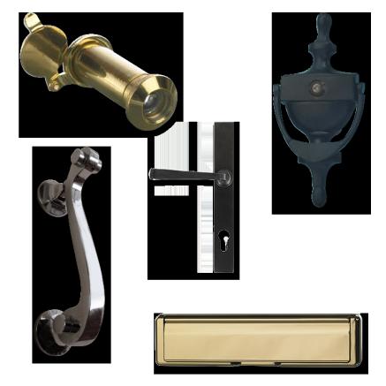 Solidor Composite Door accessories
