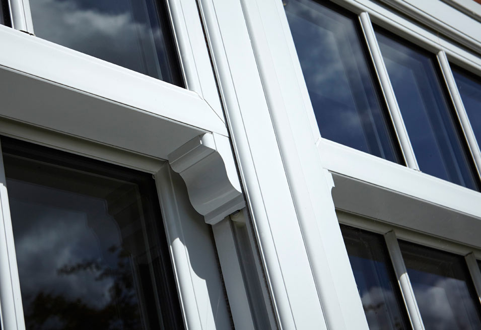 Vertical Sliding sash windows Somerset