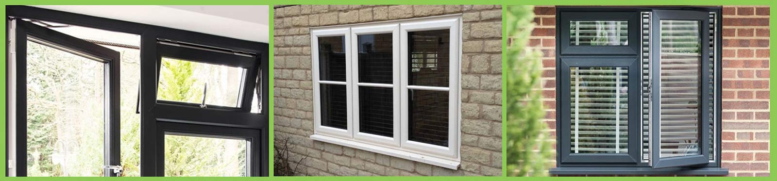 upvc casement windows somerset