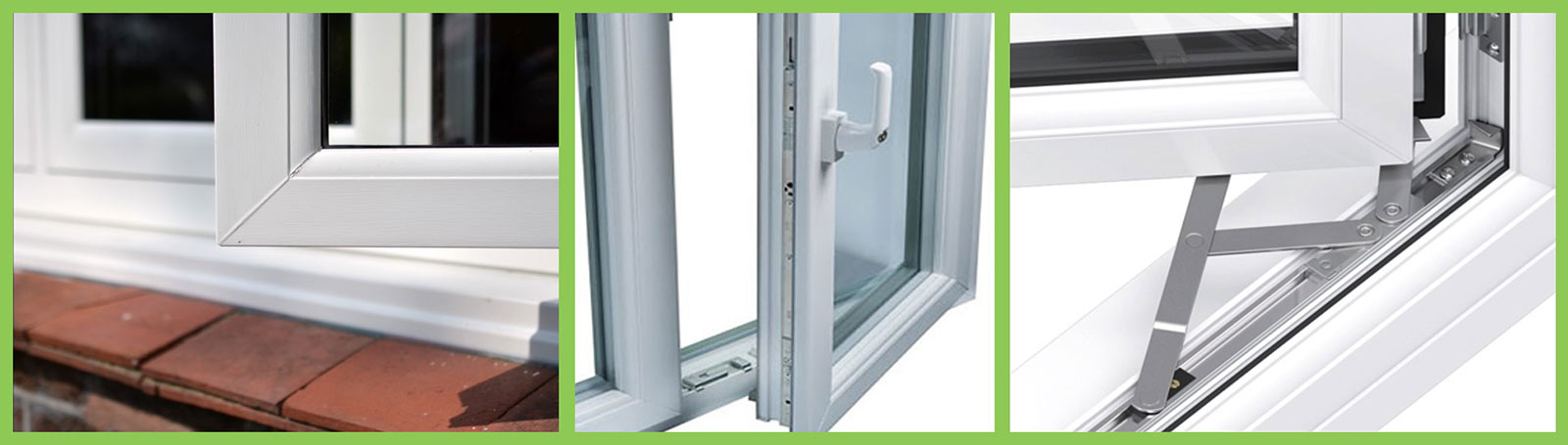 upvc french casement windows somerset
