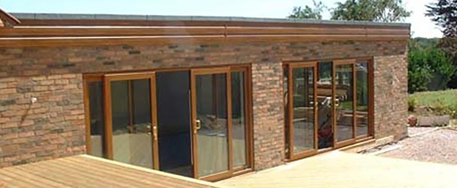 upvc patio doors Bridgewater Somerset