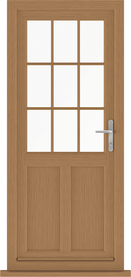 Upvc doors bridgwater supply only upvc door prices for White back door