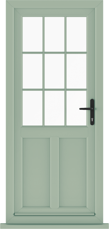 Southgate windows upvc doors trade bridgwater bristol for Residential back doors