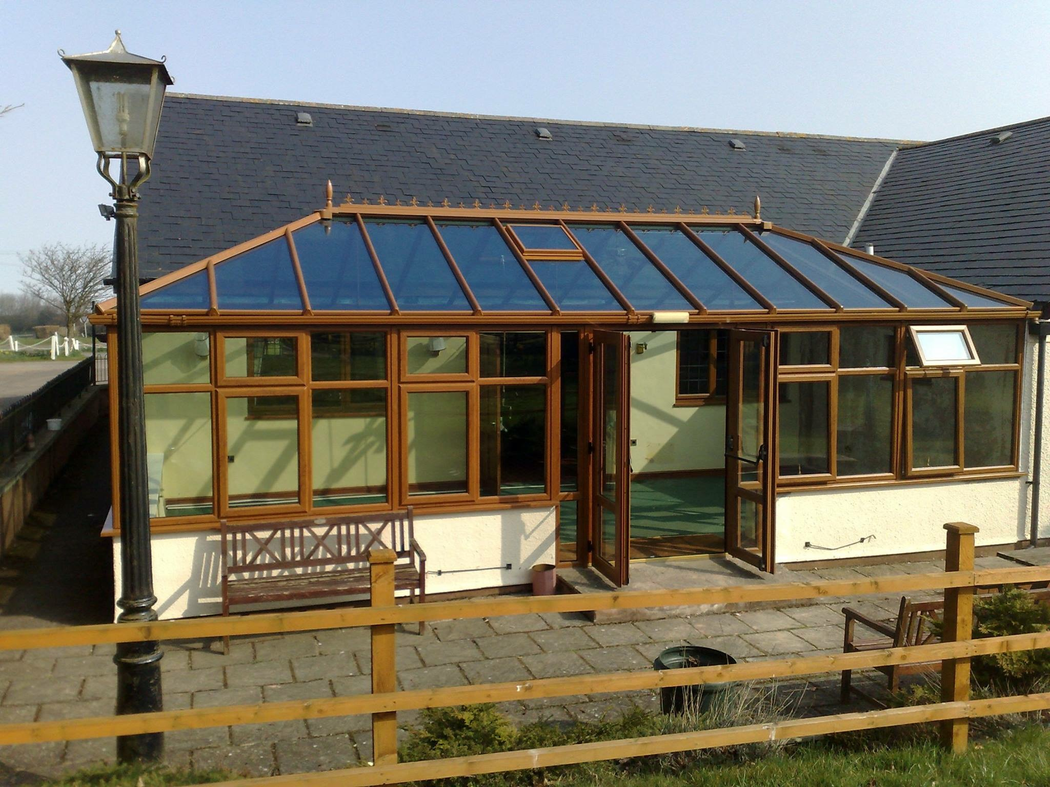 Global Conservatory uPVC Roof Somerset