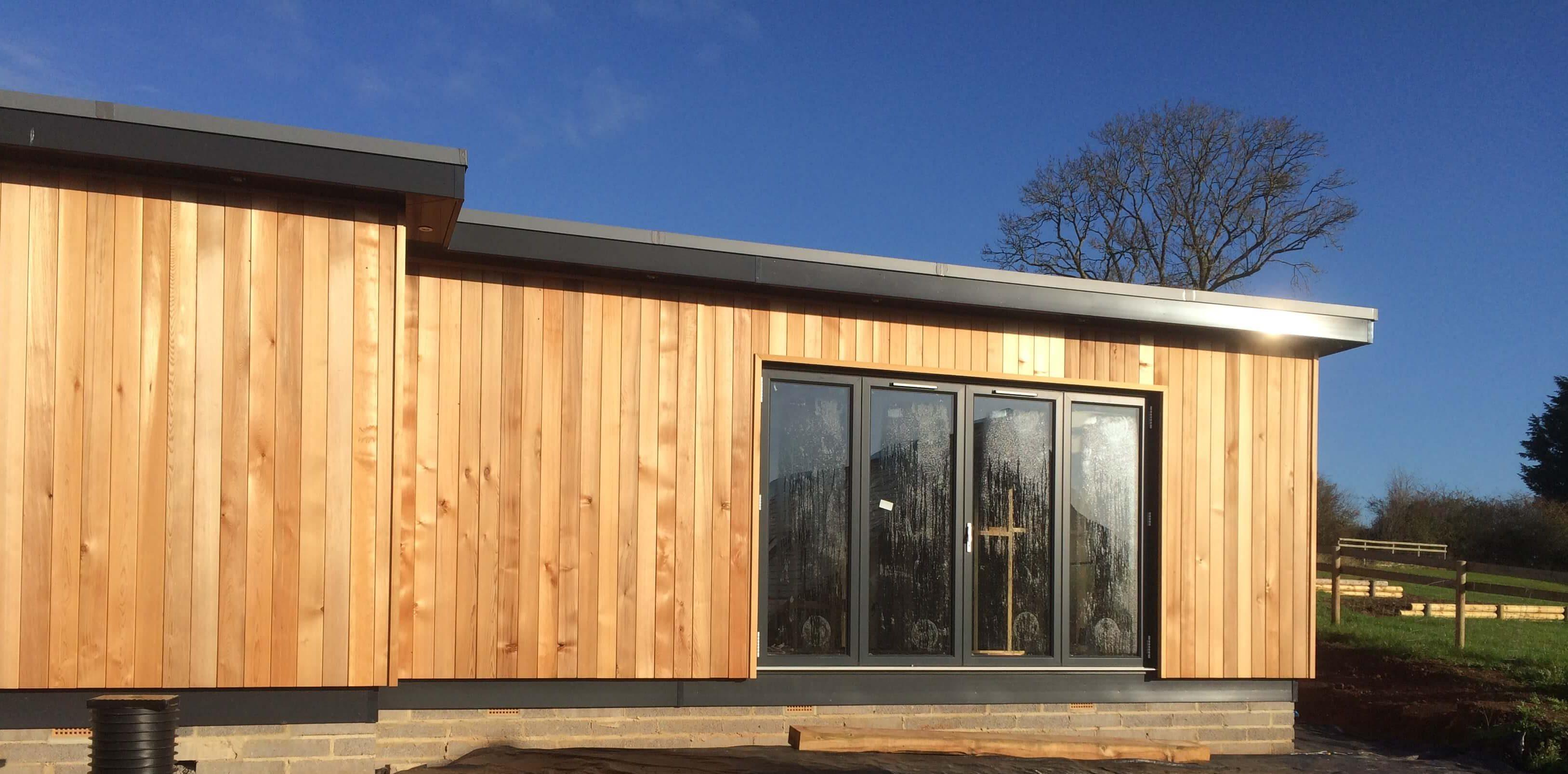 Warmcore Bi-Folding Doors, Bridgwater Somerset