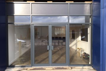 Trade Aluminium Windows & Doors