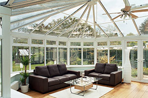 Global Conservatory Roof, Somerset