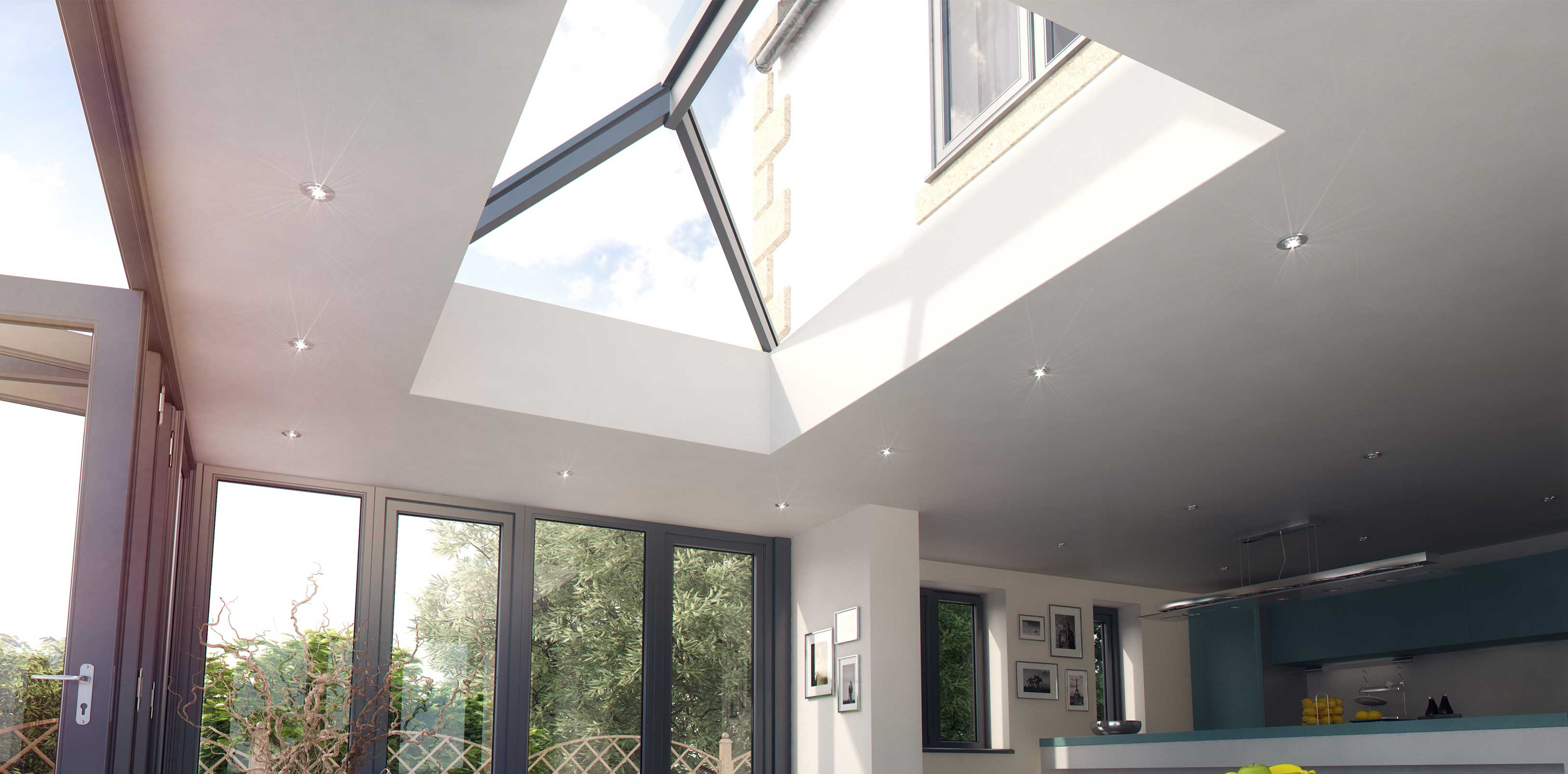 Aluminium Roof Lanterns Somerset