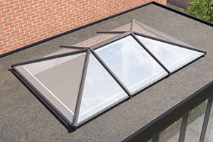 Stratus Thermal Roof Lanterns, Salisbury