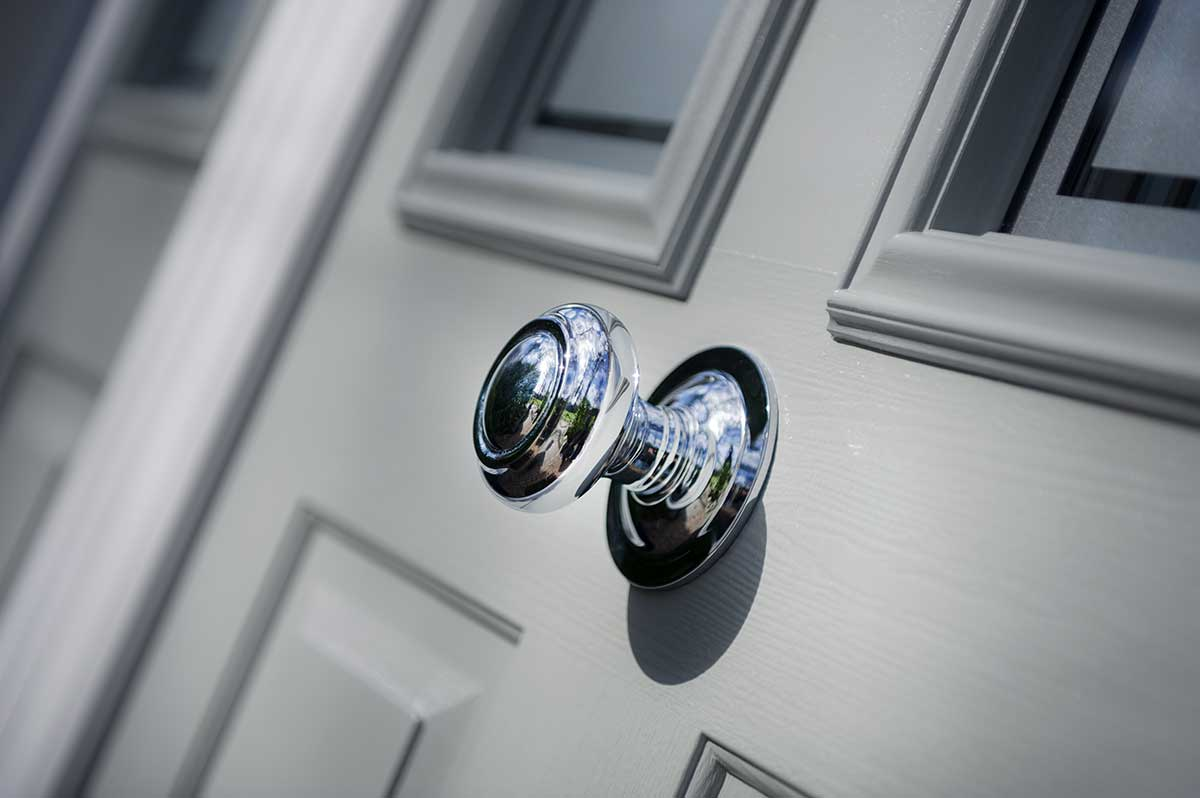 uPVC Composite Door Handles