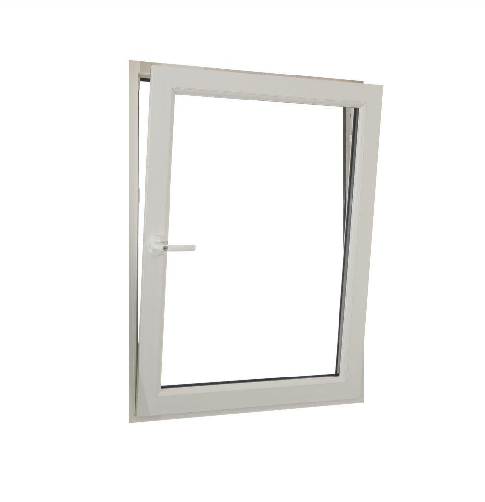 uPVC Tilt & Turn Window - Tilt Opening