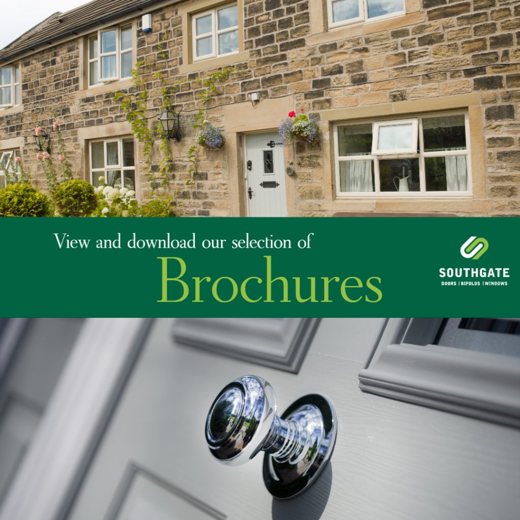 Double Glazing Brochures, Solidor, Global, Synseal, Liniar