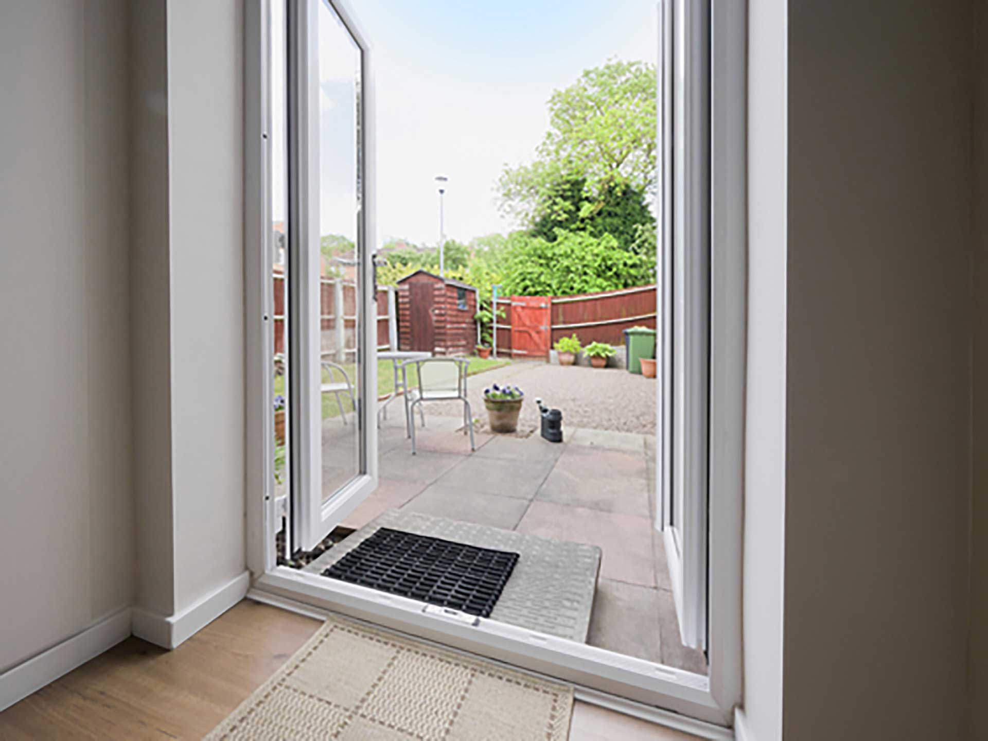 French Doors Garden Open bridgwater