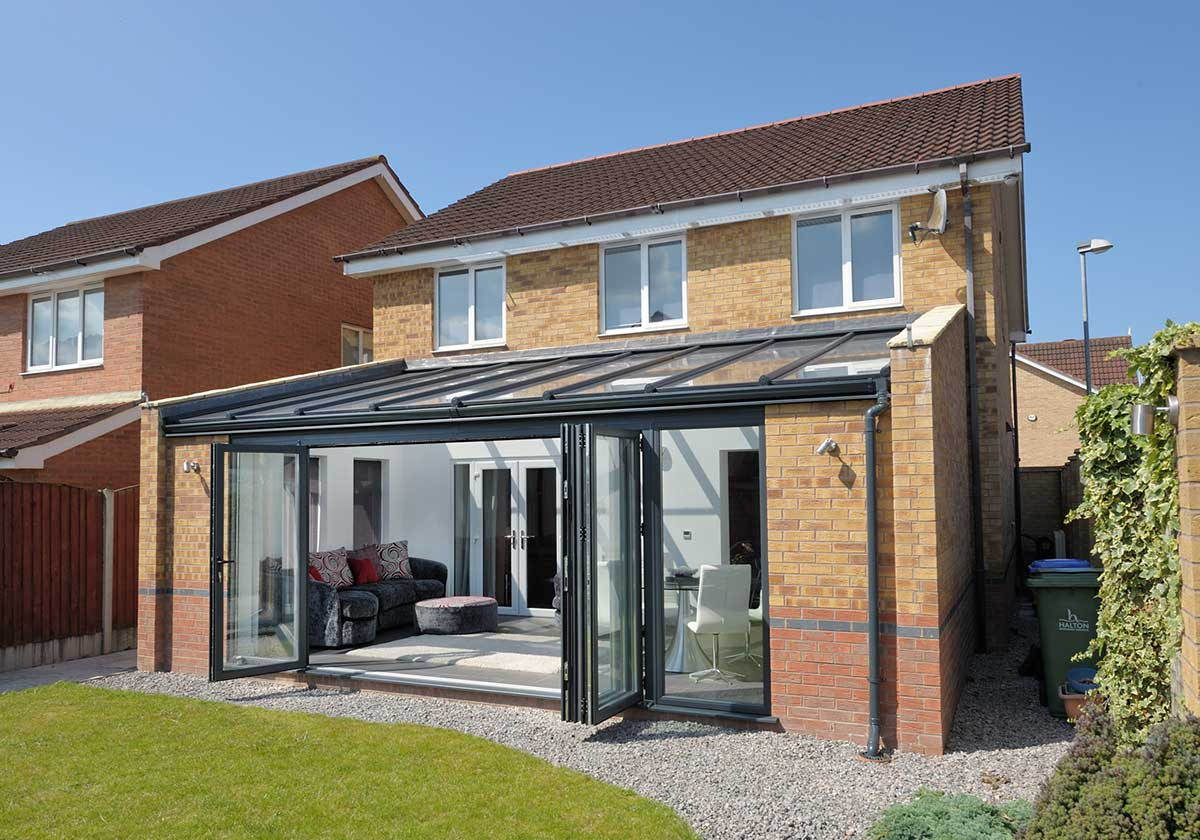 Supply Only Bi-Fold Doors Somerset