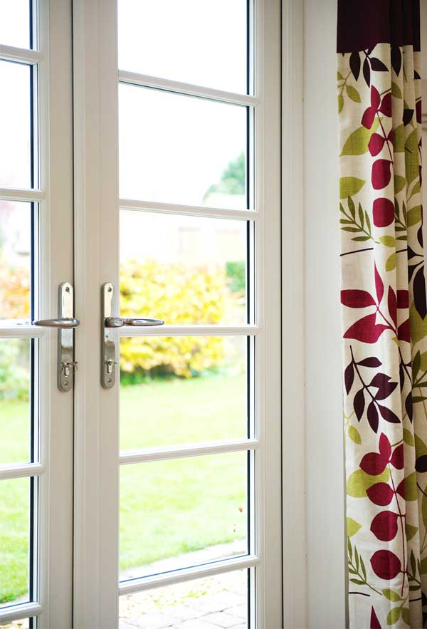 upvc french doors somerset