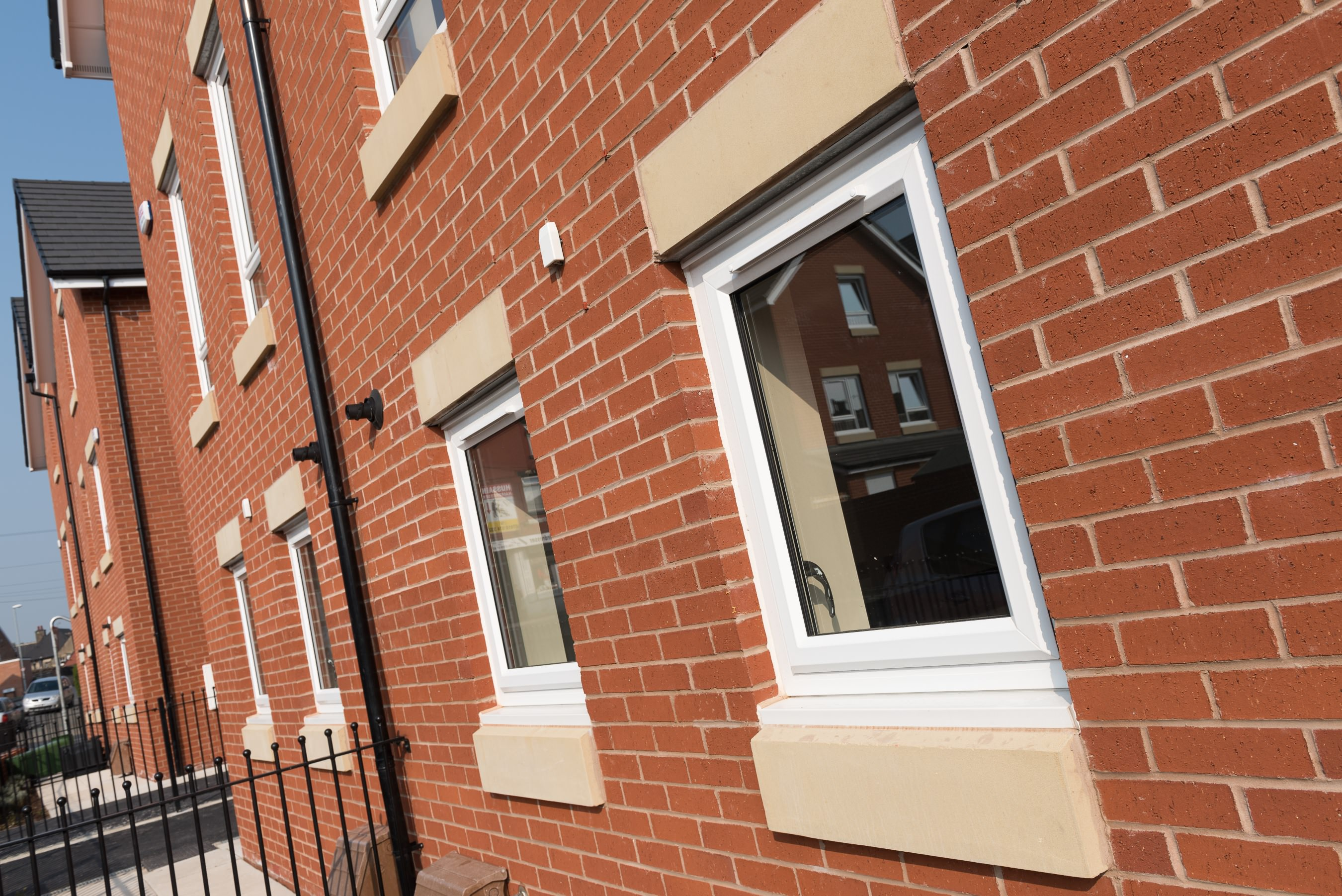 New Build windows, Bridgwater
