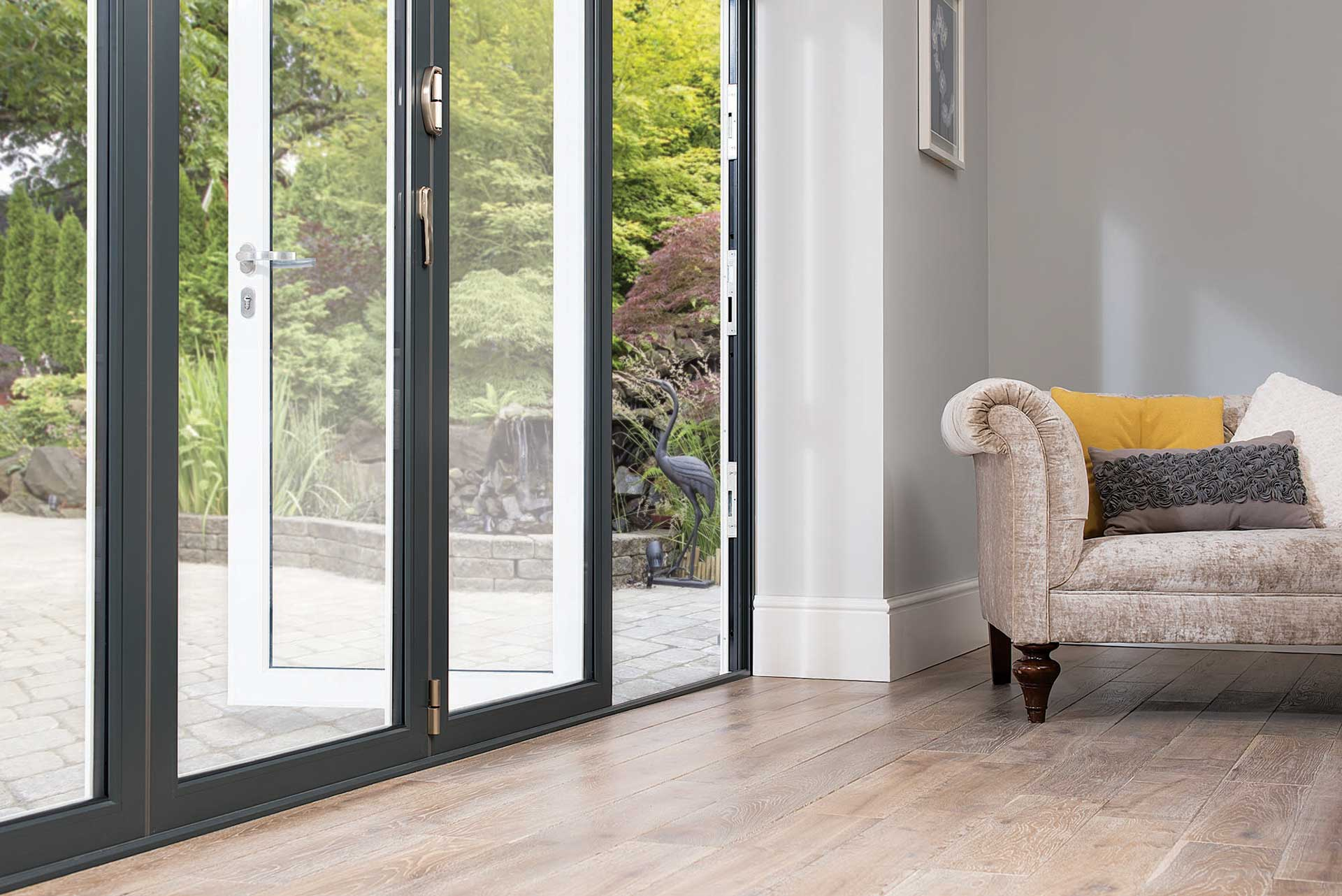 Bifold Doors Costs in Bridgwater