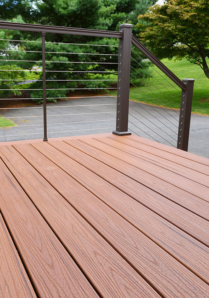 teak decking somerset