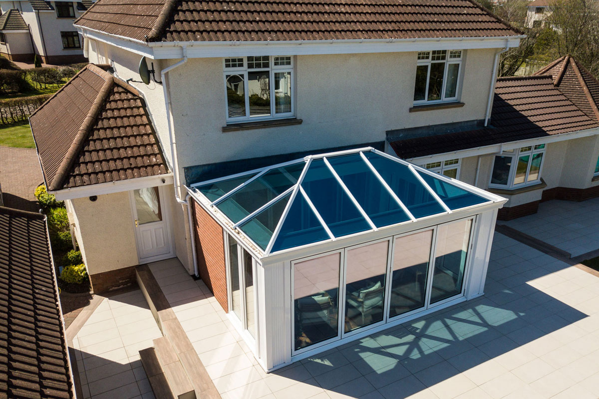 replacement ultraframe conservatory roof somerset