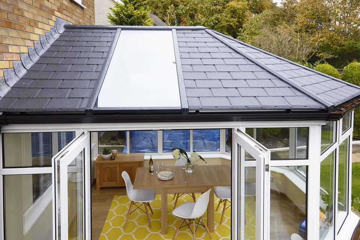 ultraframe conservatory roof somerset